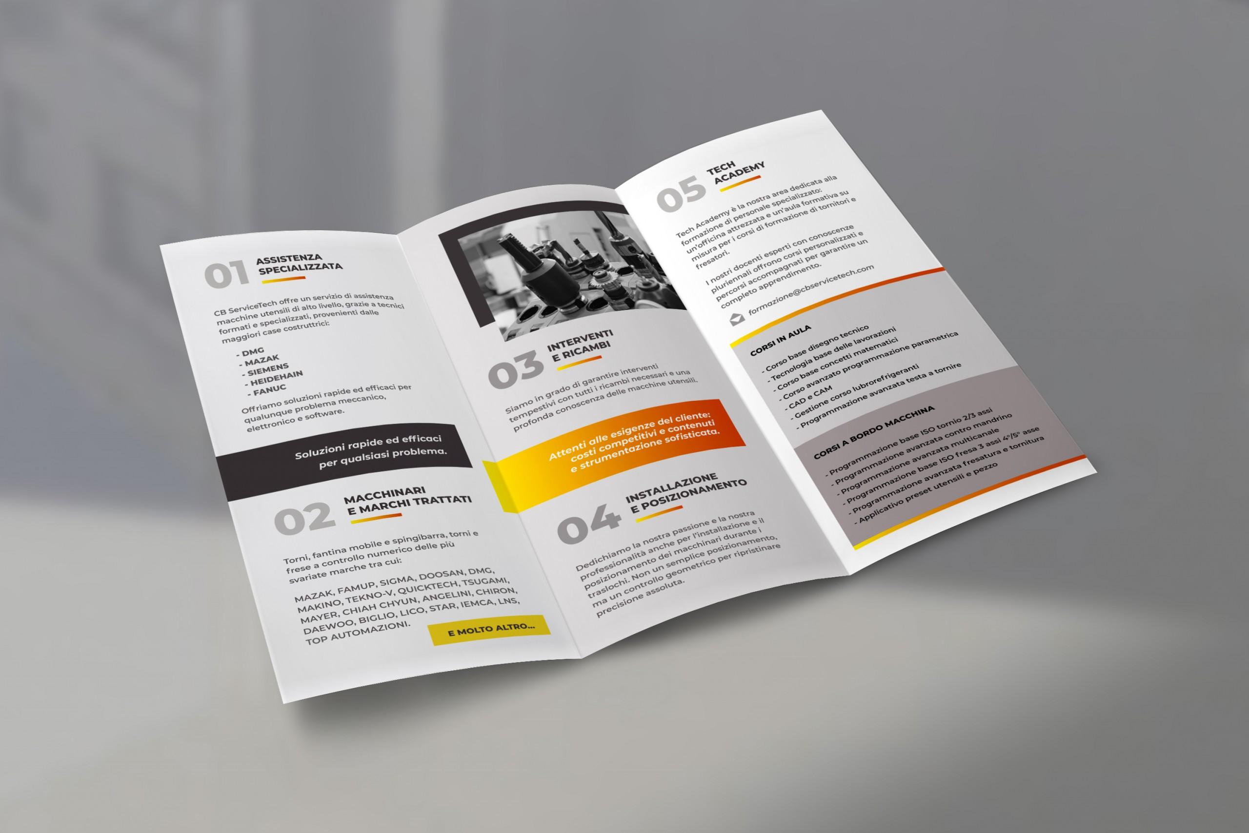 Luca Forlani Graphic Design CB ServiceTech img 3