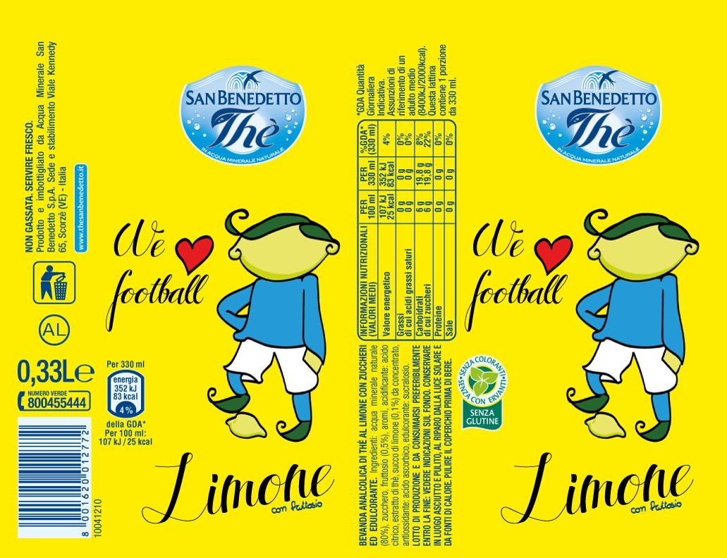 Luca Forlani Graphic Design San Benedetto steso limone