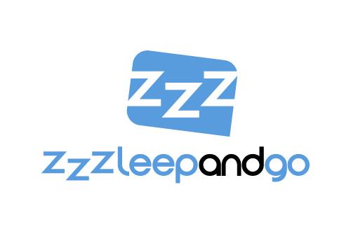 Luca Forlani Graphic Design Zzzleepandgo Logo 3