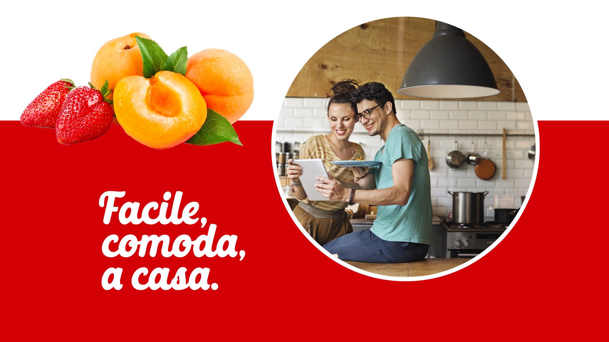 Luca Forlani Graphic Design EasyCoop comunicazione 1